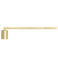 Gold - Candle Wick Snuffer Thumbnail - 3