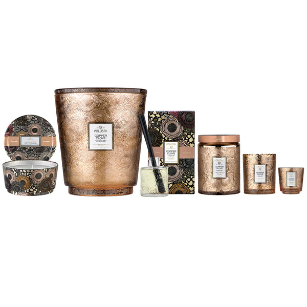 Copper Clove - Copper Clove Fragrance Collection - 1