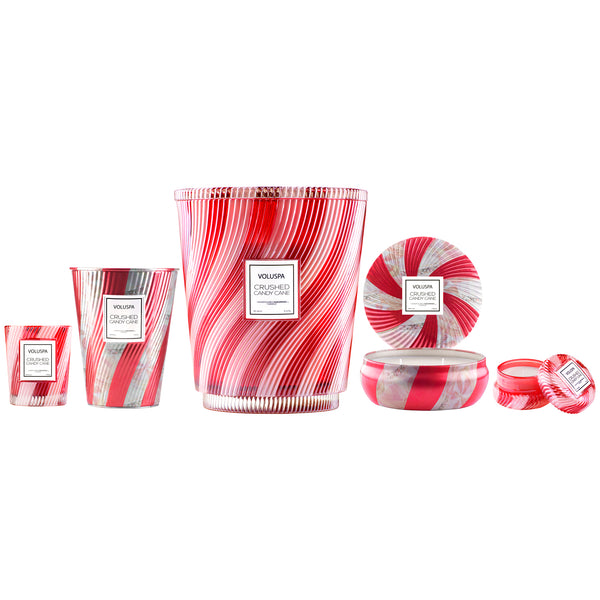 Crushed Candy Cane - Crushed Candy Cane Fragrance Collection - 1