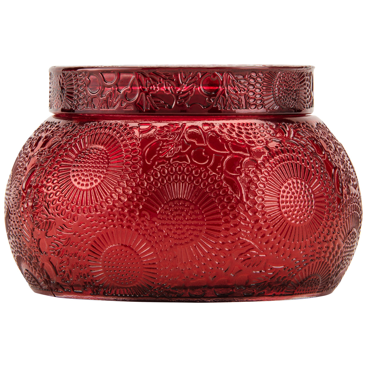 Goji Tarocco Orange - Chawan Bowl Candle - 2