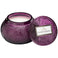 Santiago Huckleberry - Chawan Bowl Candle Thumbnail - 1