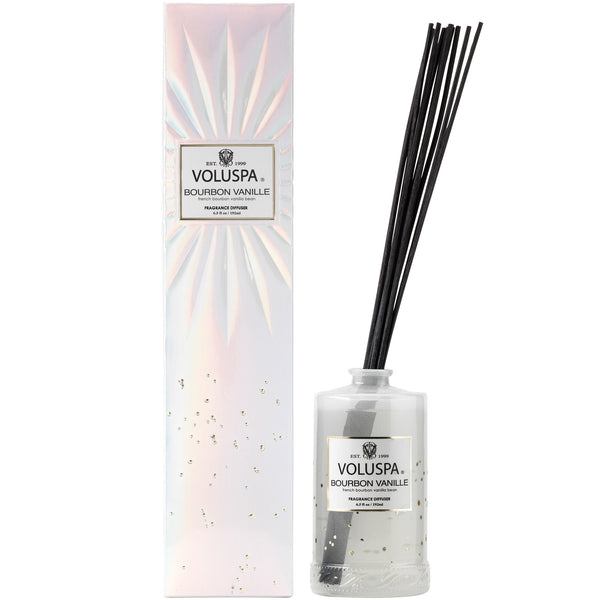 Bourbon Vanille - Reed Diffuser - 1