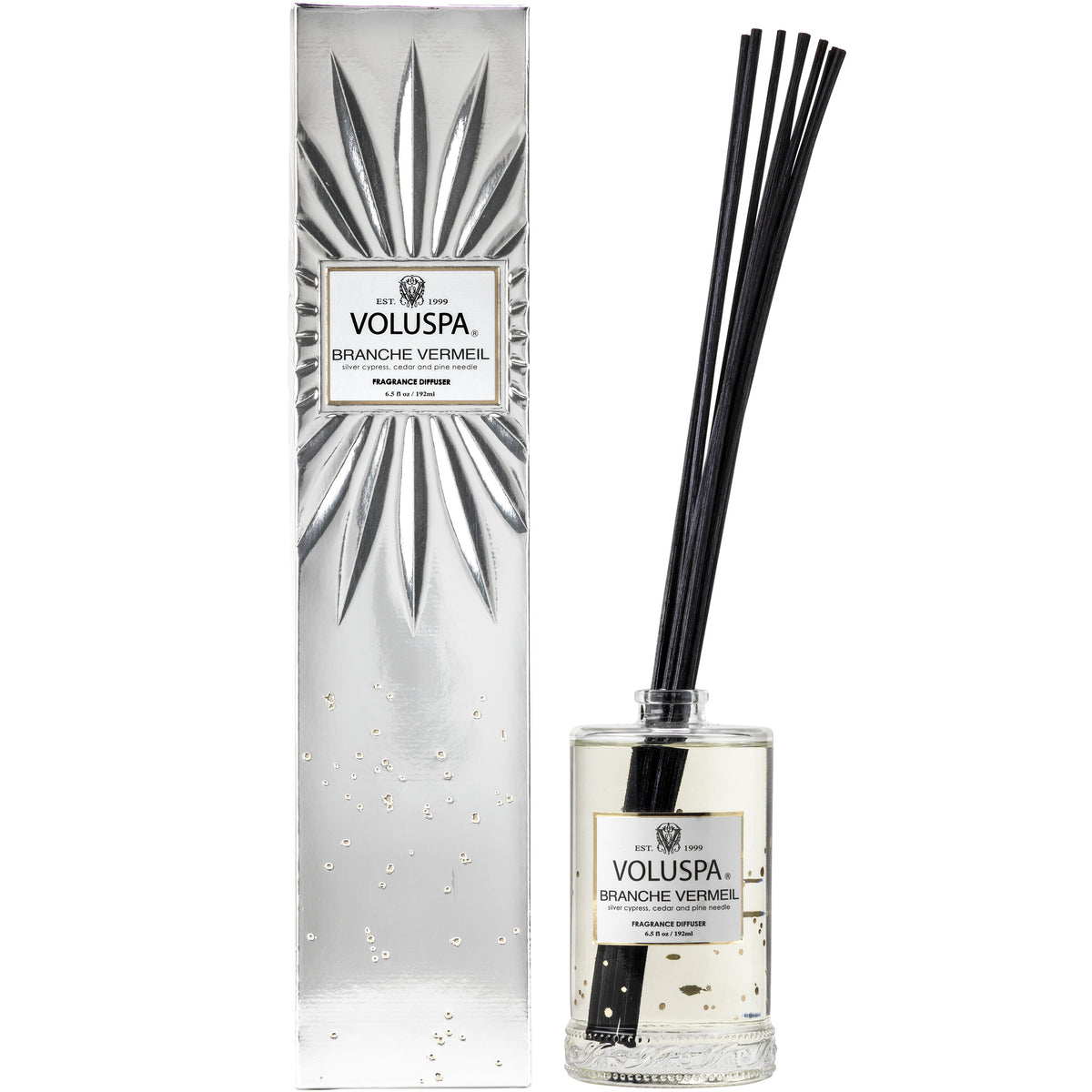 Branche Vermeil - Reed Diffuser - 1