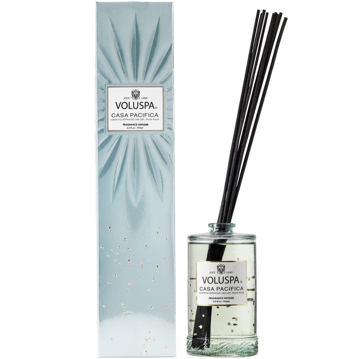 Casa Pacifica - Reed Diffuser - 1
