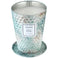 Milk Rose - 2 Wick Tin Table Candle Thumbnail - 2