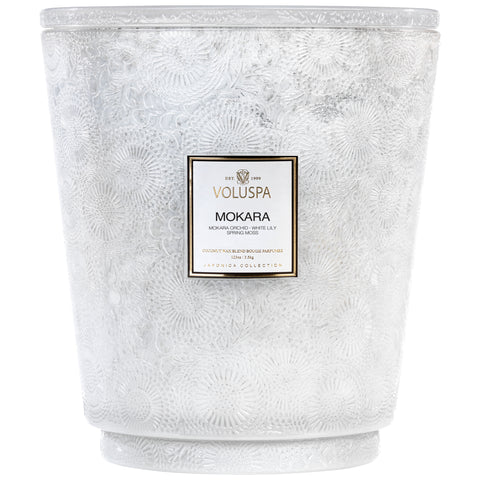 Mokara - 5 Wick Hearth Candle