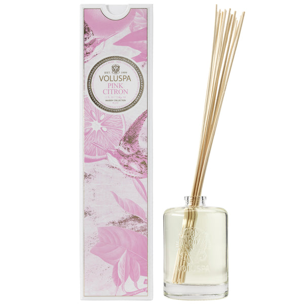 Pink Citron - Reed Diffuser - 1