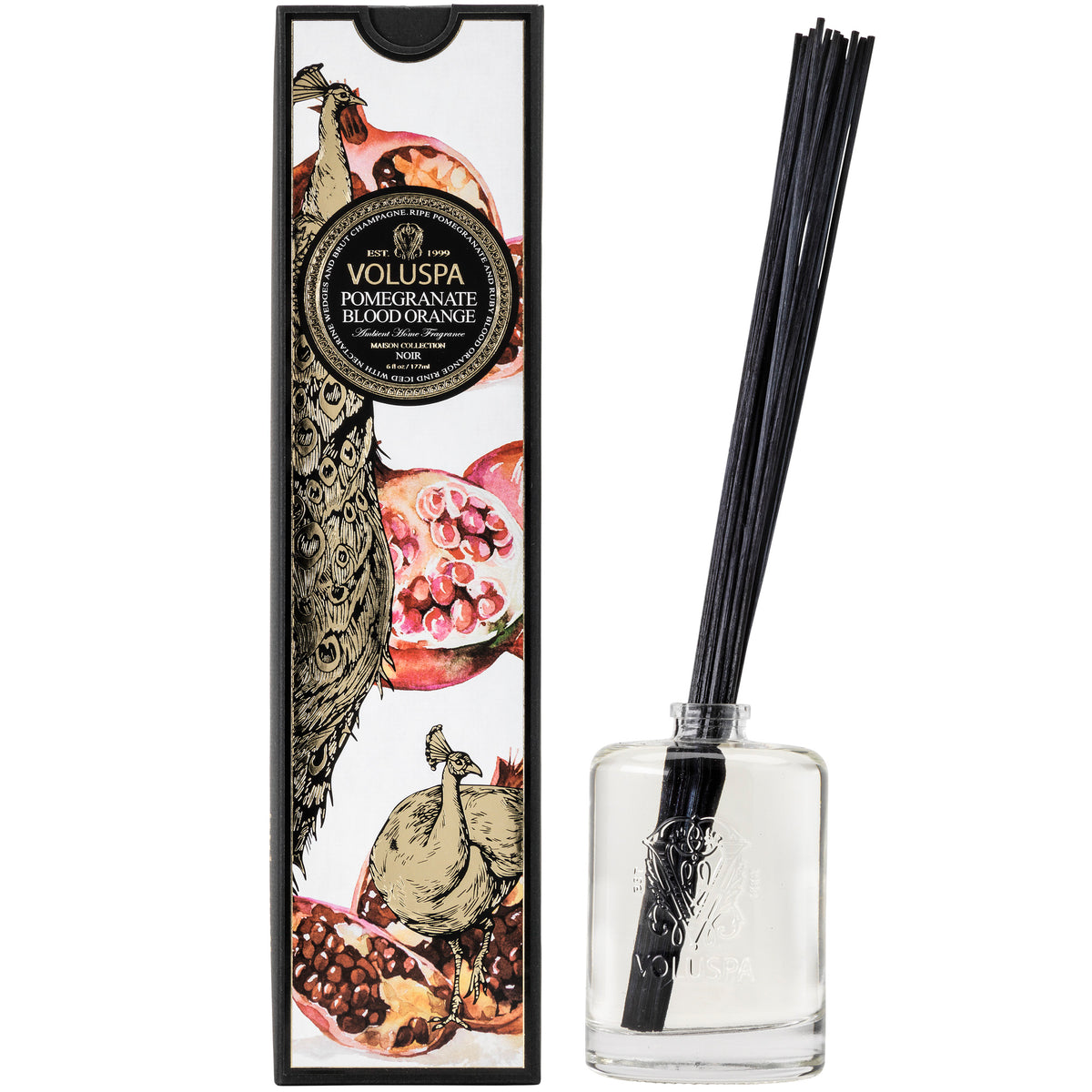 Pomegranate Blood Orange - Reed Diffuser - 1