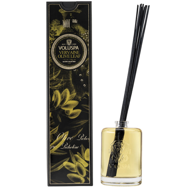 Vervaine Olive Leaf - Reed Diffuser - 1