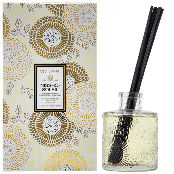 Nissho-Soleil - Reed Diffuser - 1