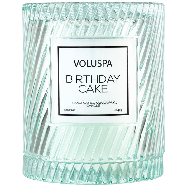 Birthday Cake - Cloche Candle - 1