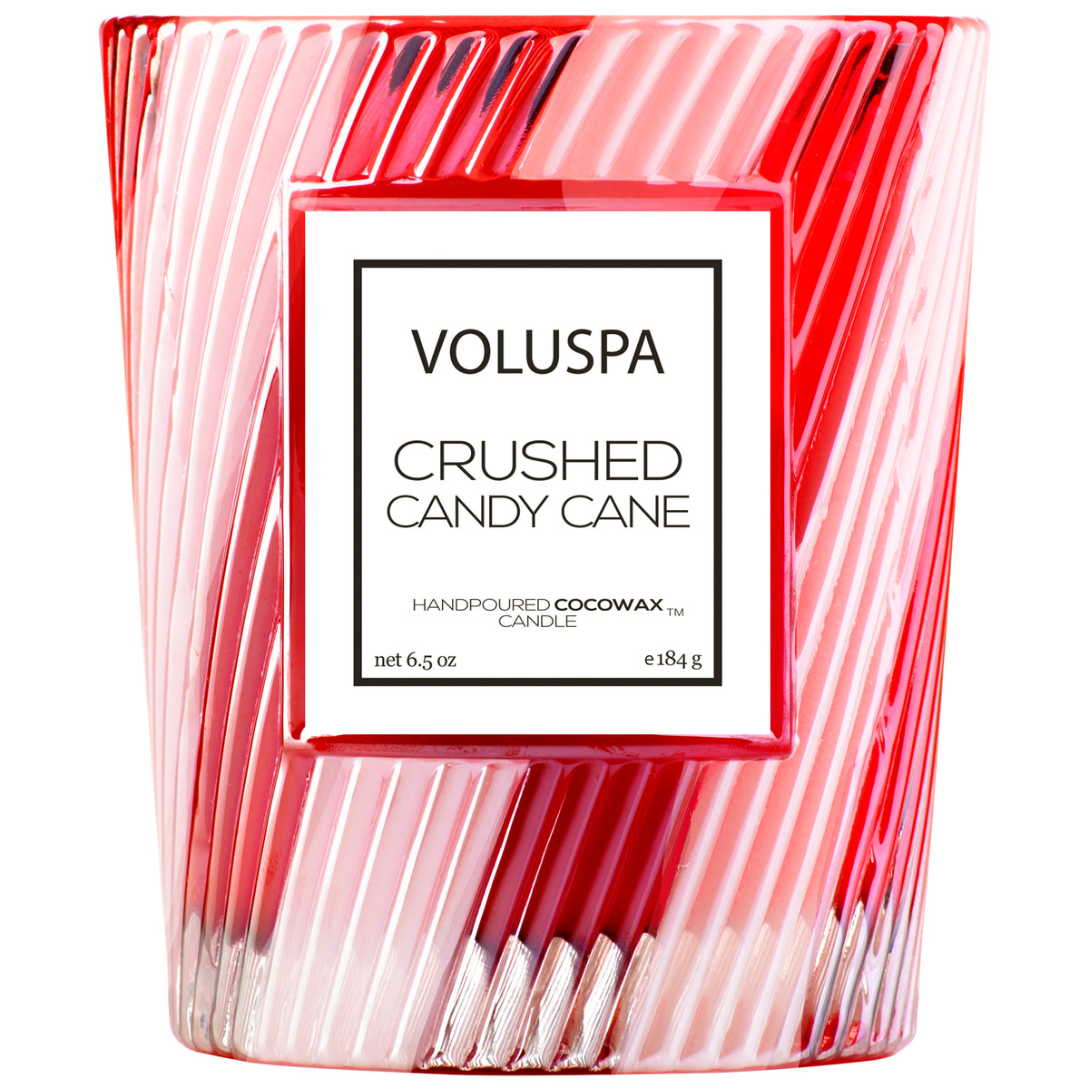 Crushed Candy Cane - Limited Edition Classic Candle - 1