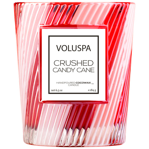 Crushed Candy Cane - Limited Edition Classic Candle
