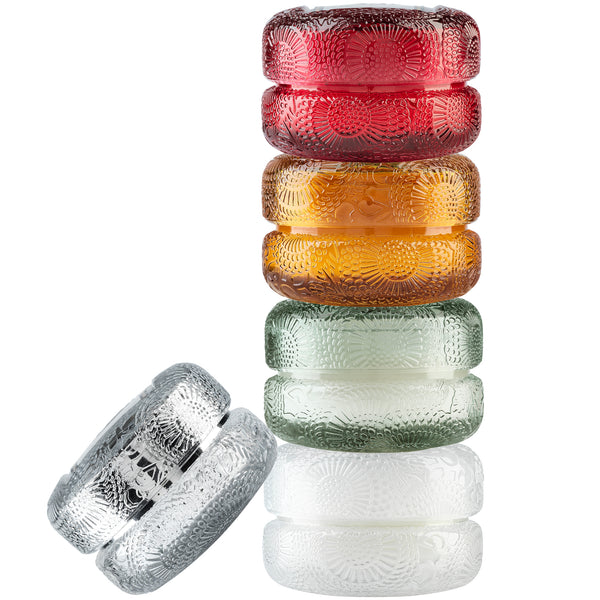 Assorted - Macaron 5 Candle Gift Set - Japonica - 2