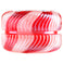 Crushed Candy Cane - Limited Edition Macaron Candle Thumbnail - 3