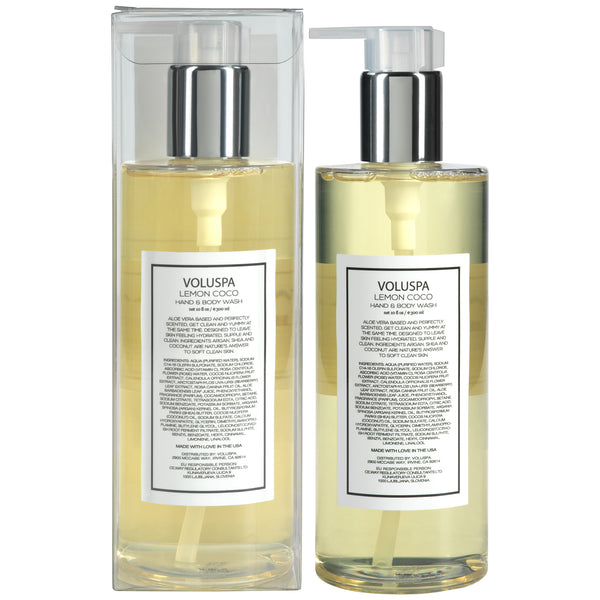 Lemon Coco - Hand & Body Wash - 3