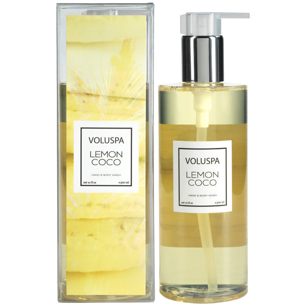 Lemon Coco - Hand & Body Wash - 1