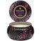 Visions of Sugar Plum - 2 Wick Maison Tin Candle Thumbnail - 2