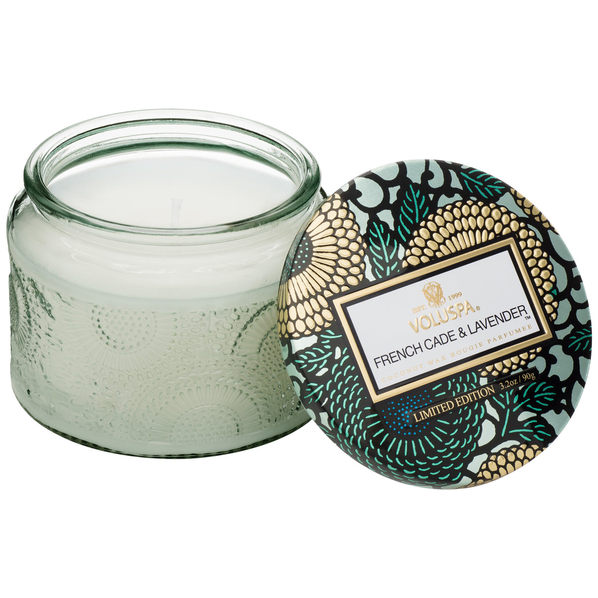 French Cade Lavender - Petite Jar Candle - 2
