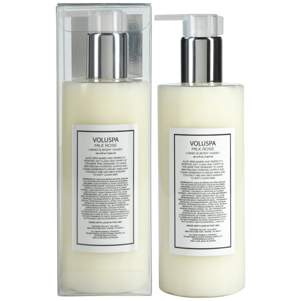 Milk Rose - Roses Collection Hand & Body Wash - 3