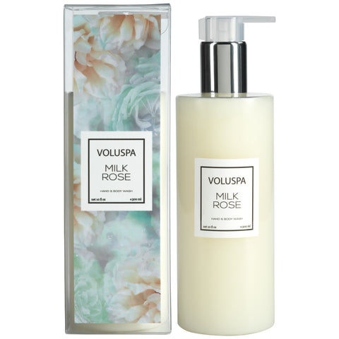 Milk Rose - Hand & Body Wash
