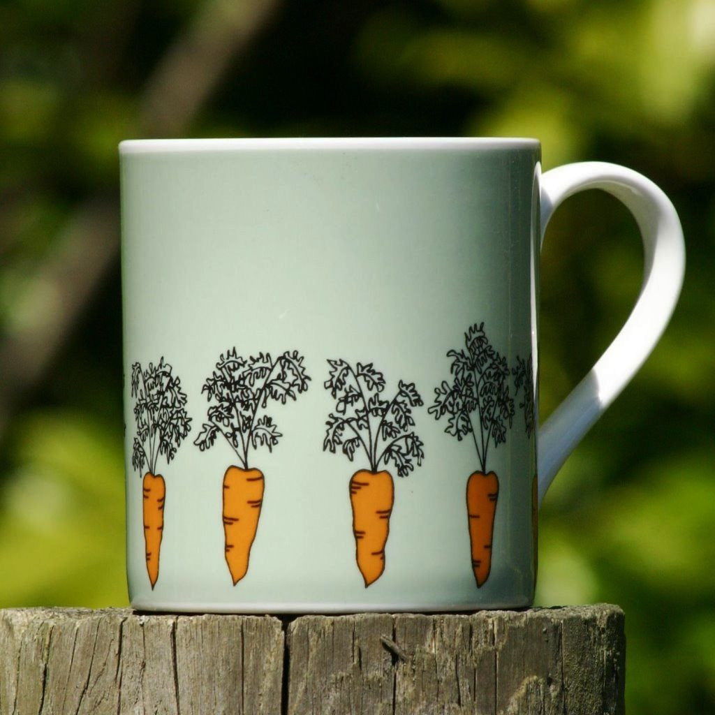 wiggles and florence Carrots Mug