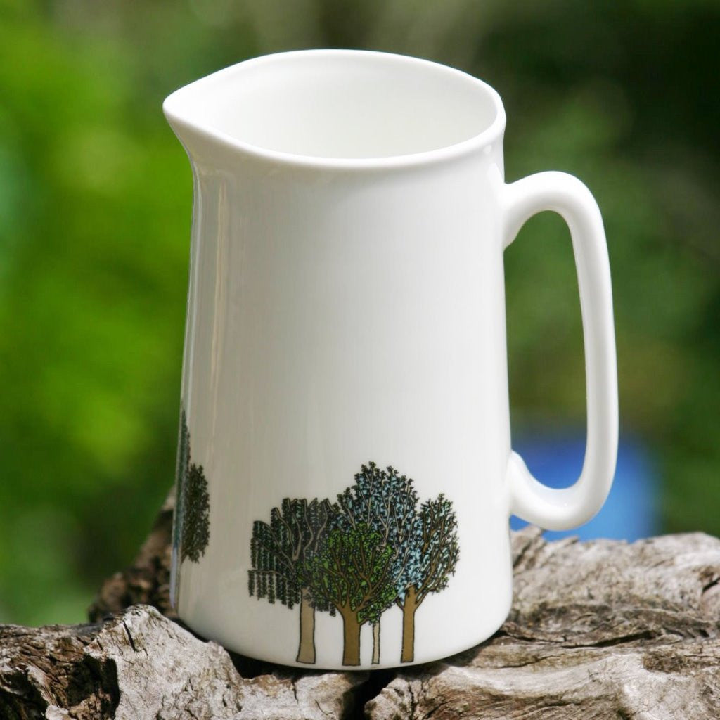 wiggles and florence Trees Jug