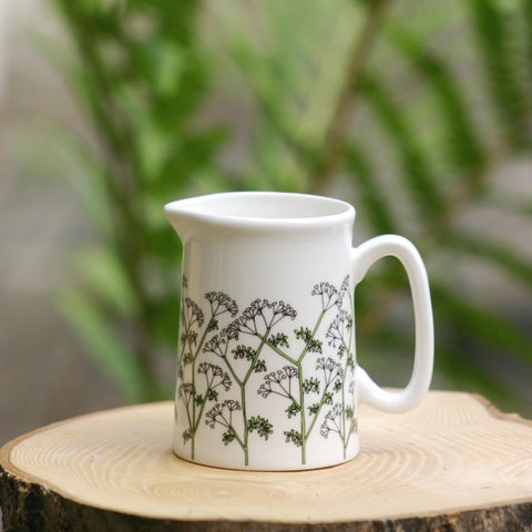 Cow Parsley Jug Sml