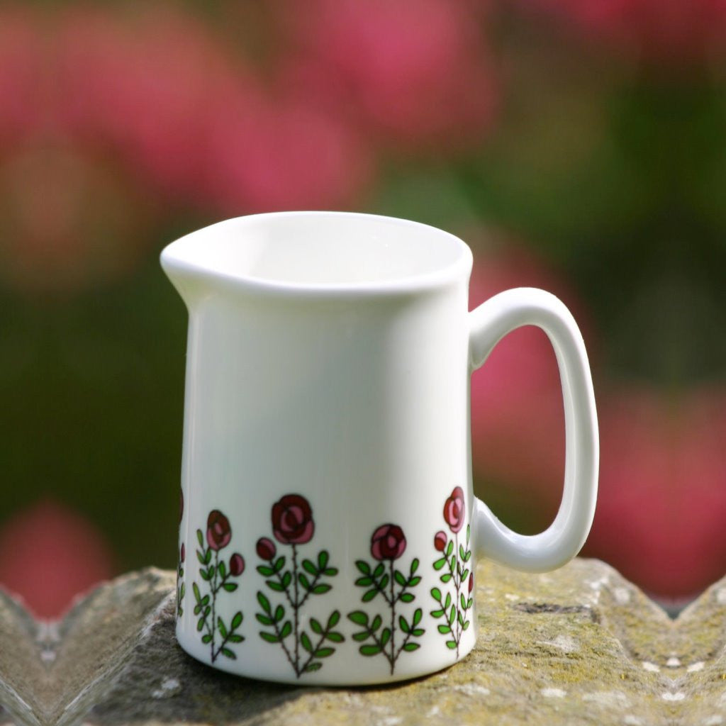 wiggles and florence Roses Jug