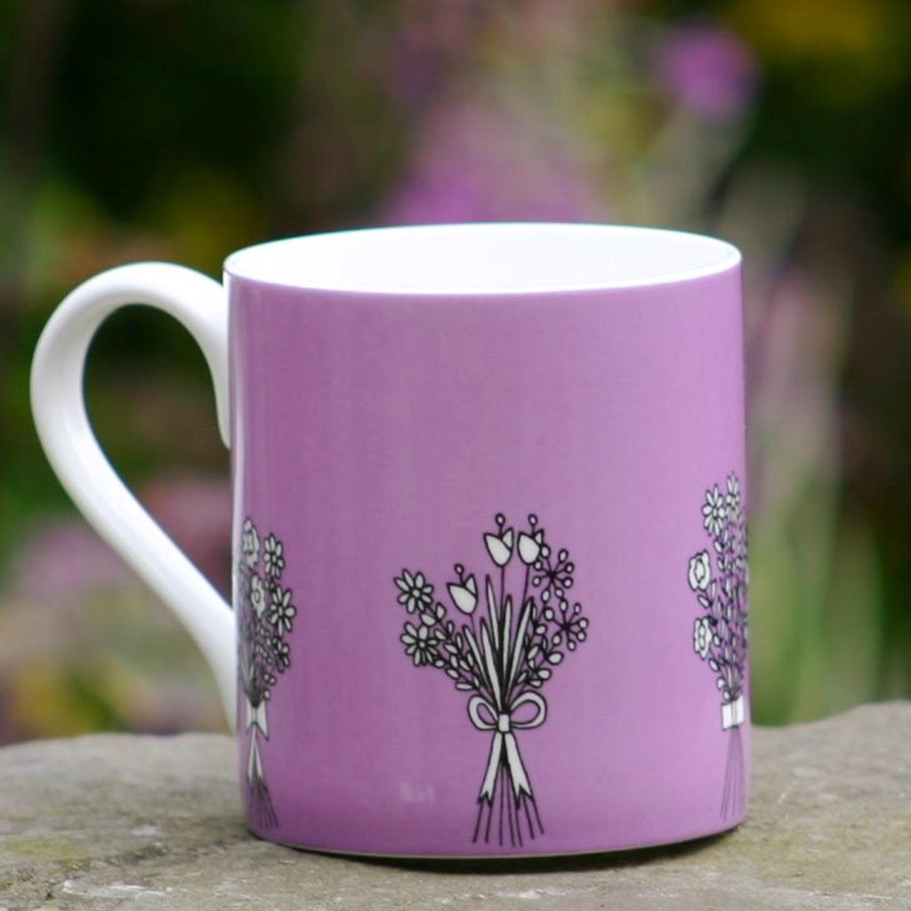 wiggles and florence Bouquets Mug