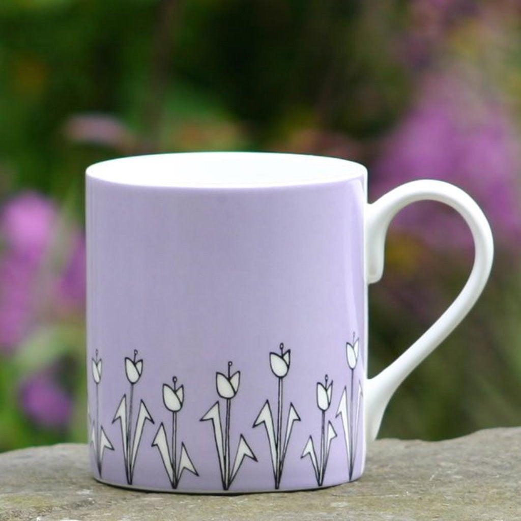 wiggles and florence Tulips Mug