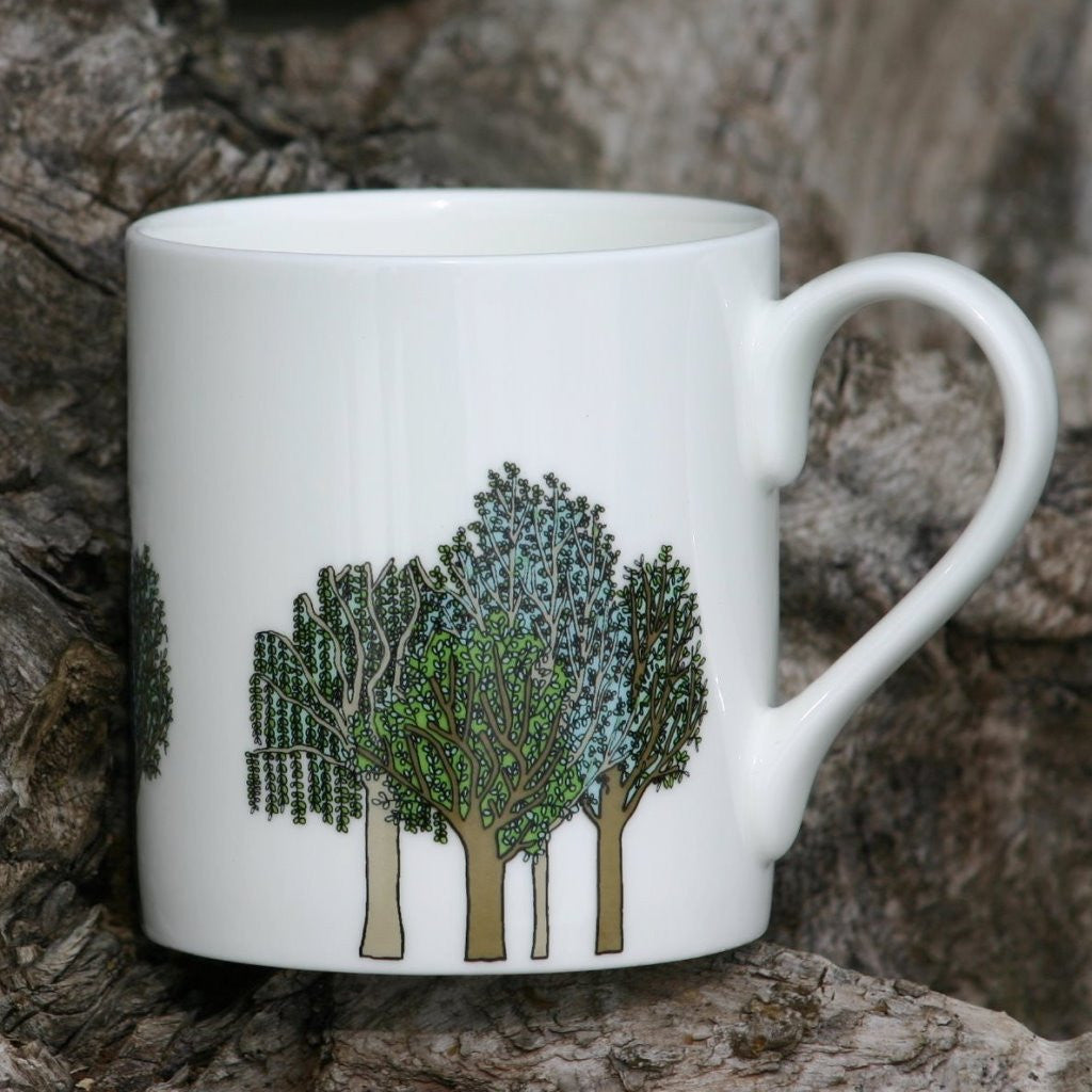 wiggles and florence Trees Mug