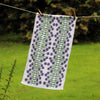 Allium Heads Tea Towel