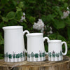 Potted Herbs Jug Lge