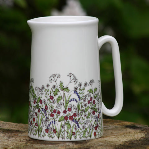 Hedgerow Jug Lge