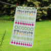 Kitchen Garden Tea Towel