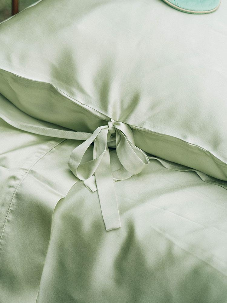 Silk Bedding Sets - Not Just Pajama