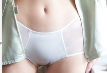 Load image into Gallery viewer, Silk underwear
