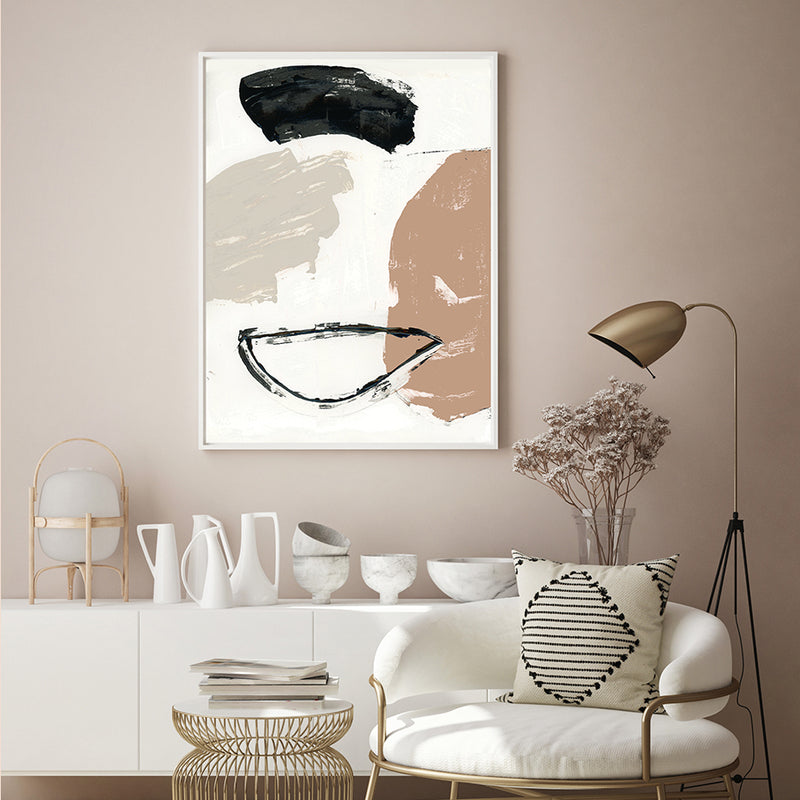 Loving Hands Amour - Art Print