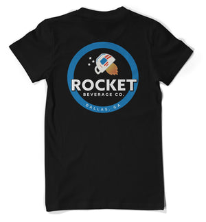 Rocket everage Co Branded T