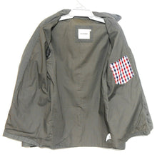 Load image into Gallery viewer, Ben Sherman khaki green parka jacket, sz. M, near new