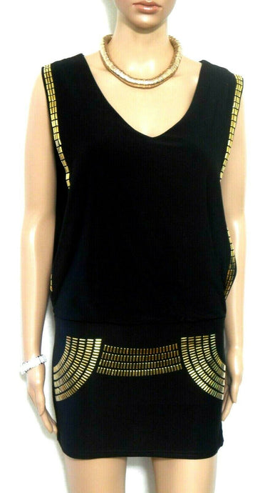 Dolce & Gabbana jazzy tunic top, sz. 10/40, Made in Italy, near new
