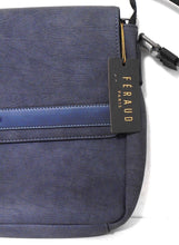 Load image into Gallery viewer, Louis Feraud large cross body bag - classy smart, NWT, dark blue
