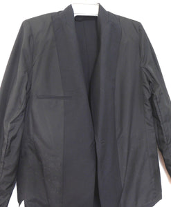 Stella McCartney for Target Black boyfriend jacket, sz. 16, near new