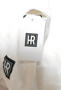 Hard Rock white hoodie top, sz. 12/M **NWT
