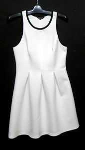 Portmans white dress, smart casual style, near new, sz. 12