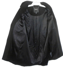 Load image into Gallery viewer, Forever New black coat, warm & stylish, sz. 8, + FREE cashmere shawl,near new