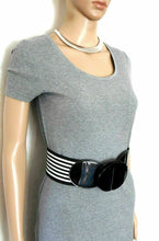 Load image into Gallery viewer, Country Road smoky grey ribbed tunic top, sz. 8-10.S, cotton blend, exc. cnd.