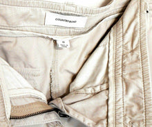 Load image into Gallery viewer, Country Road, beige shorts, knee length, sz. 10, sporty style, very good cnd.