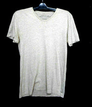 Load image into Gallery viewer, Industrie beige tee shirt , silky soft feel, sz. 10/XS, NWOT